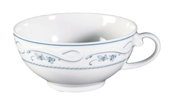 Tea cup 0,21 l, Desiree 44935, Seltmann Porcelain
