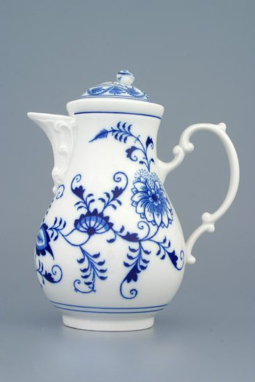 Coffee pot 0,60 l, Original Blue Onion Pattern