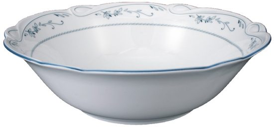 Bowl round 24 cm, Desiree 44935, Seltmann Porcelain