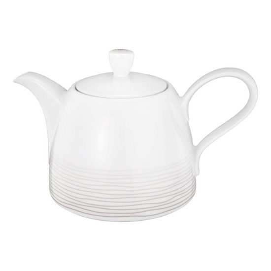Pot coffee/tea 1,4l, Life 25431, Seltmann Porcelain