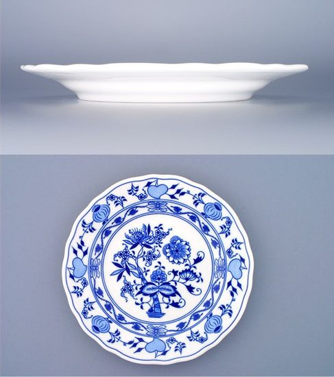 Plate flat 24 cm, Original Blue Onion Pattern
