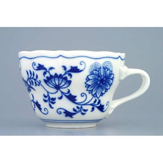 Cup tall C 0,25 l tea or coffee, Original Blue Onion Pattern