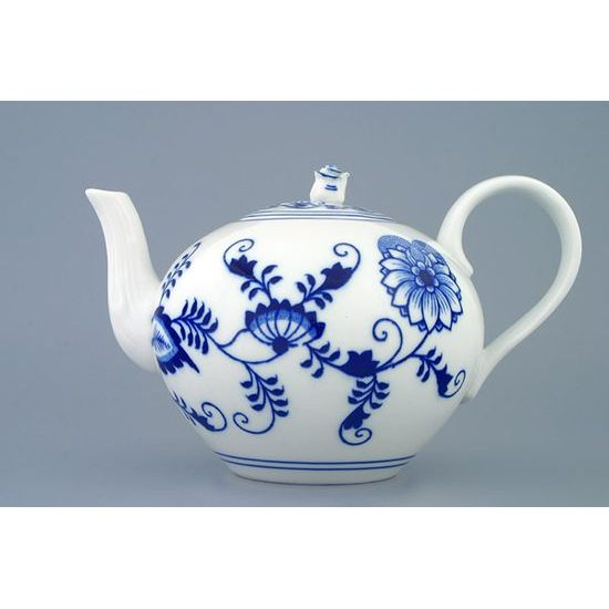 Tea pot 1,20 l, Original Blue Onion Pattern