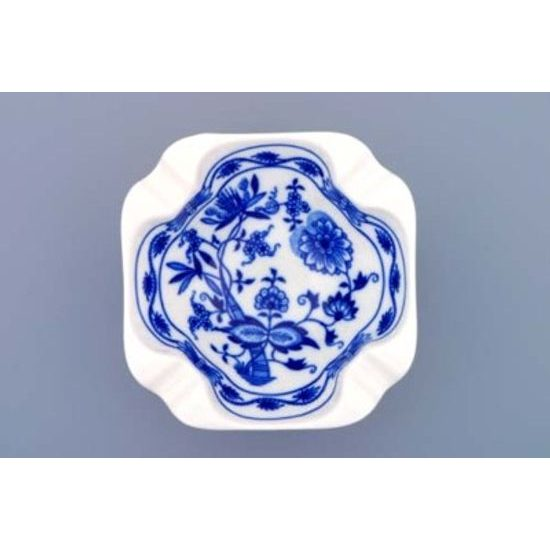 Ashtray 12,5 cm, Original Blue Onion Pattern