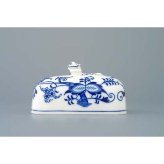 Butter dish - upper part 0,125 kg, Original Blue Onion Pattern