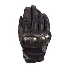 Summer gloves YOKO STRIITTI black / grey XL (10)