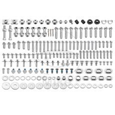 Assorted fastenerkit JMP 172 pieces