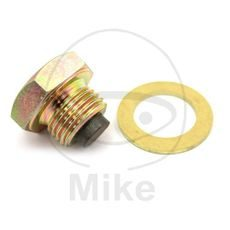 Magnetic oil drain plug JMP M16X1.50 with washer