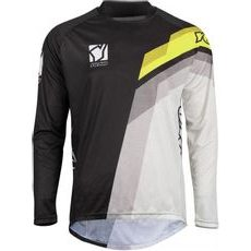 MX jersey kids YOKO VIILEE black / white / yellow S