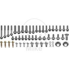 Assorted fastenerkit JMP 51 pieces