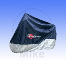 Bike cover JMP blue/silver