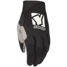 MX gloves kids YOKO SCRAMBLE black / white M (2)