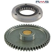 Starter wheel and gear kit RMS 100310020