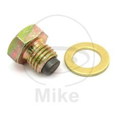 Magnetic oil drain plug JMP M12X1.50 with washer