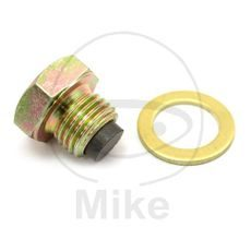 Magnetic oil drain plug JMP M14X1.50 with washer