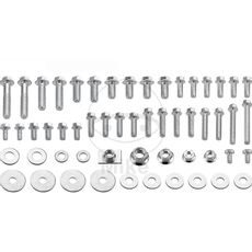 Assorted fastenerkit JMP 53 pieces
