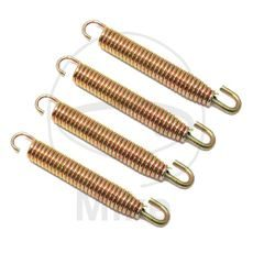 Exhaust spring JMP 83mm 4 pieces