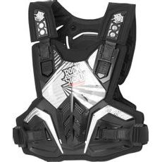 Chest protector POLISPORT ROCKSTEADY PRIME YOUNGSTER adult črna