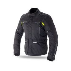 Jakna Seventy Degrees 70° SD-JT41 BLACK/FLUOR YELLOW XL