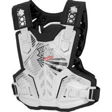 Chest protector POLISPORT ROCKSTEADY PRIME YOUNGSTER adult bela