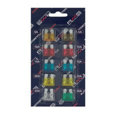 Fuses kit RMS 246151000 standard (10 pieces)