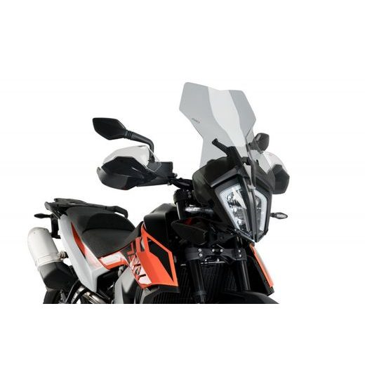 WINDSCREEN PUIG TOURING 3587H SMOKE