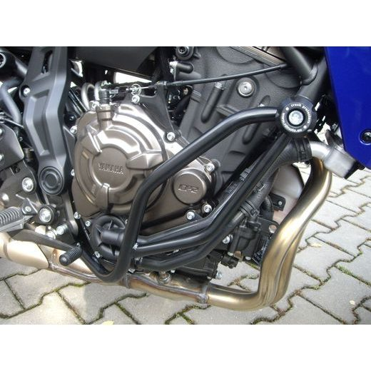 ENGINE GUARDS RDMOTO CF72KD MATT BLACK