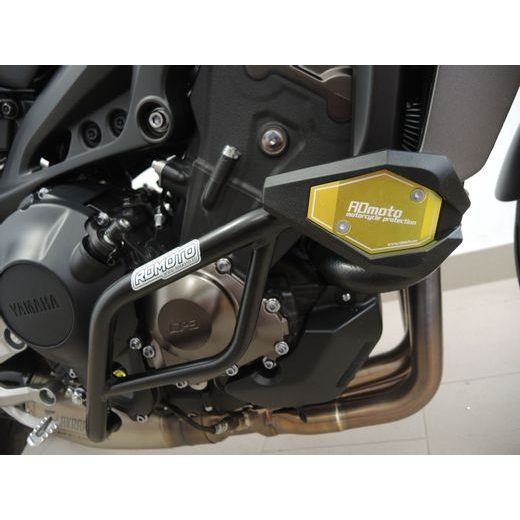 ENGINE GUARDS RDMOTO CF108KD MATT BLACK