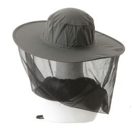 Moskytiéra s kloboukem Lifesystems Head Net Hat