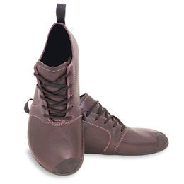 Boty Barefoot Saltic Fura Fashion Bordo