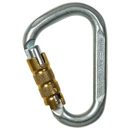 Karabina Climbing Technology Snappy TG Steel