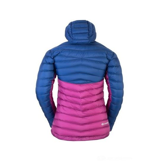 Dámská bunda Sir Joseph Atol hooded navy/berry