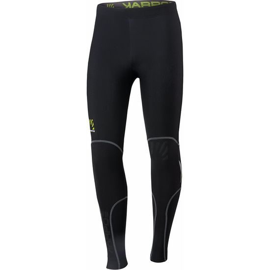 Kalhoty Karpos Alagna Tight Black/Lead Grey