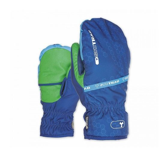 Rukavice Ski Trab K Light Mitt wool Cabrio