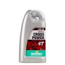 Motorex Cross Power 10w60 4T