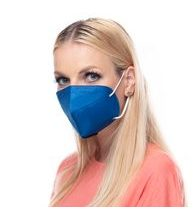Mascarilla GOOD MASK COVID-19 color AZUL MARINO