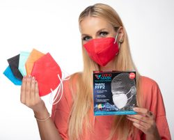 Mascarilla FFP2 GOOD MASK colores variados