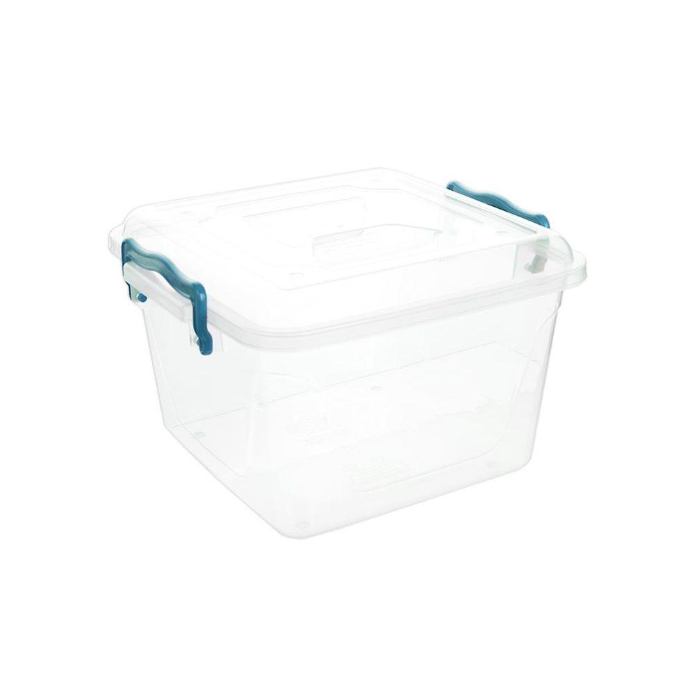 Hobby Life Box plast multi čtverec V nízký 6 l