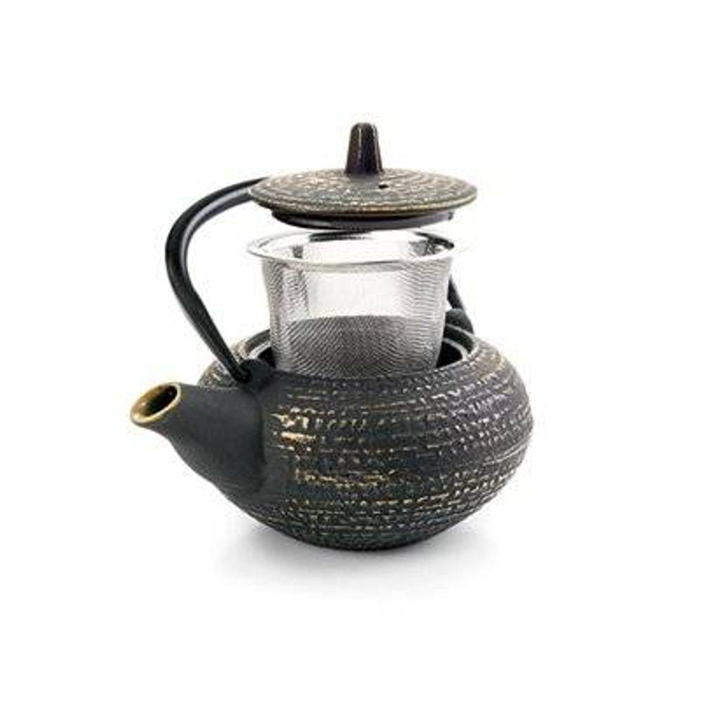 Ibili Litinová konvička na čaj Osaka 400 ml