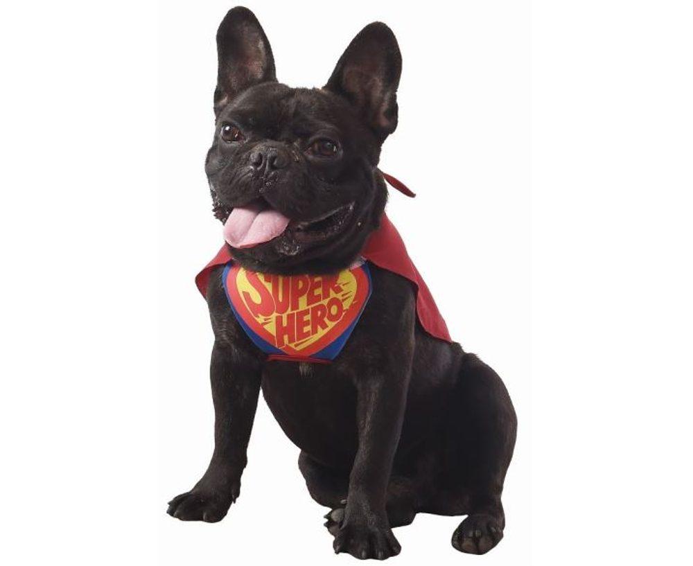 """GoDan Kostým pro psy """" Super Hero - Super hrdina"""" univerzální velikost"""