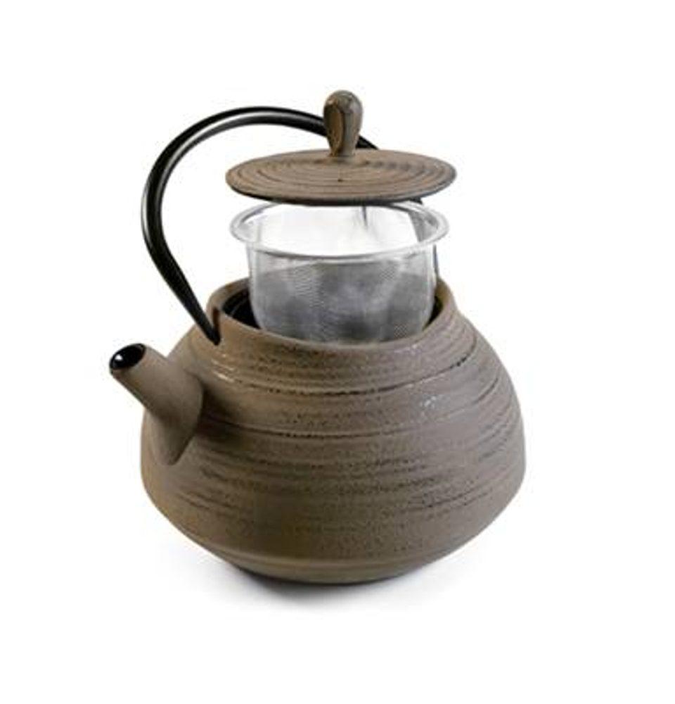 Ibili Litinová konvička na čaj Sakai 1200 ml