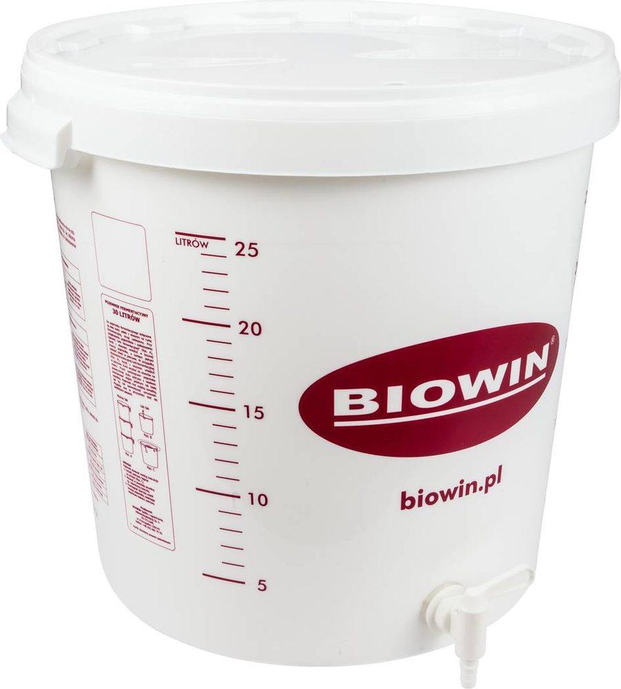 Biowin Fermentační nádoba 25l na kvašení piva, vína