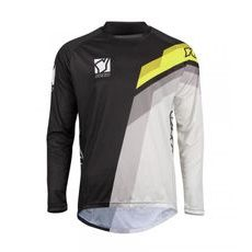 MX jersey YOKO VIILEE black / white / yellow L