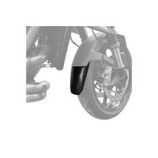 Front fender extension PUIG 20474N Crni