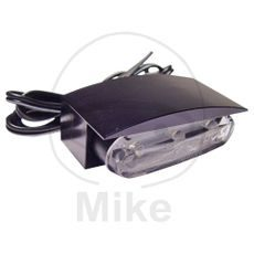 Number plate light JMP aluminium LED