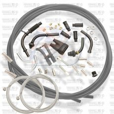 Universal throttle cable kit Venhill U01-4-150-CL 1,35m (4 stroke) Clear