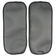 Mesh for radiator louvers POLISPORT Crni