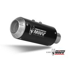 Silencer MIVV MK3 B.030.LM3B Black Stainless Steel