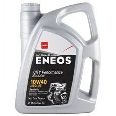 Motorno ulje ENEOS CITY Performance Scooter 10W-40 E.CP10W40/4 4l