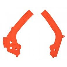 Frame protector POLISPORT PERFORMANCE Orange